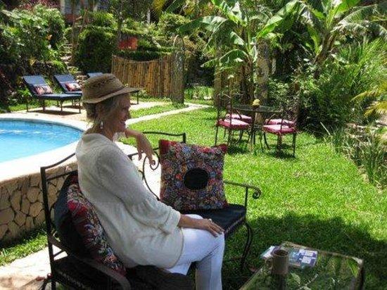 Villa Sumaya: Enjoy our pool area