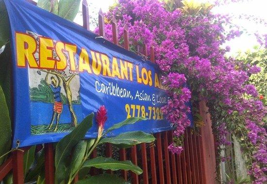 Los Almendros Restaurant Esterillos Oeste
