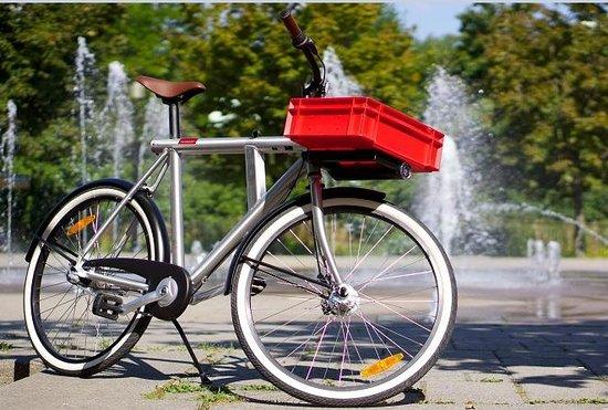 Ecorecreo: VANMOOF bike