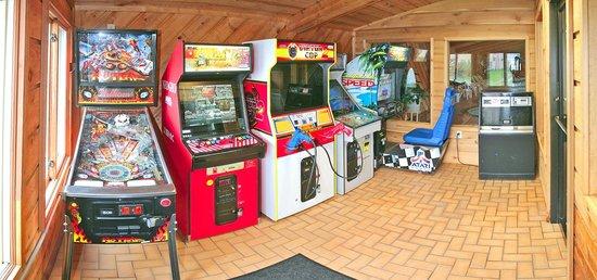 Shamrock Motel Resort & Suites: Game Room
