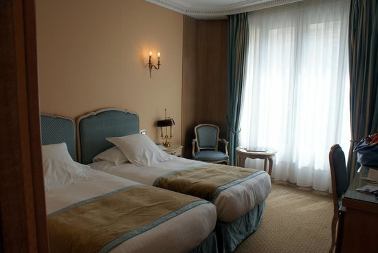 Rochester Champs-Elysees Hotel: Стандартный номер