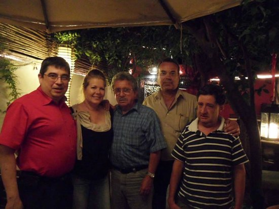 El Traspatio Restaurante Terrazas : Cumpleaños Jumbert