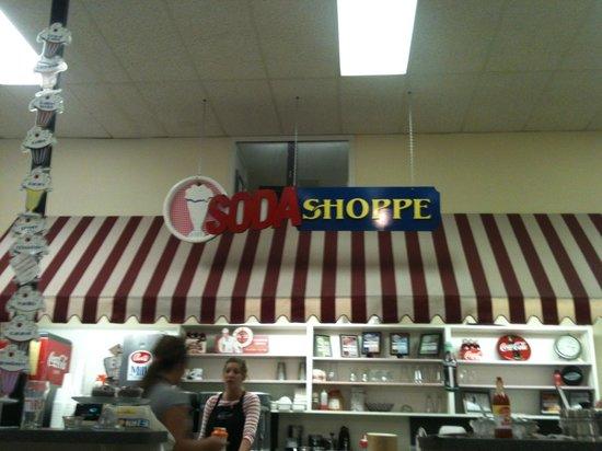 Reeves Sain Soda Shoppe : Soda Shoppe
