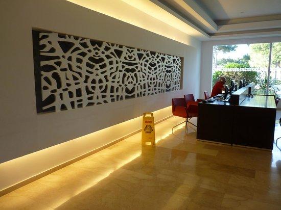 Hotel Condesa de la Bahia: Zona Wifi