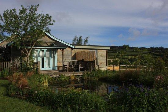 Mitchelcroft B&B: The Pond Room
