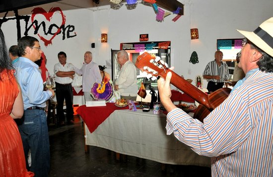 Amore: coctel