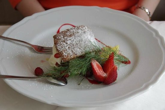 Torre Normanna Restaurant: Dessert