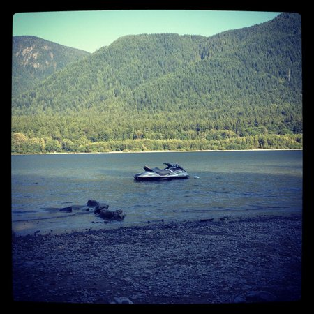 Golden Ears Provincial Park: Alouette Lake