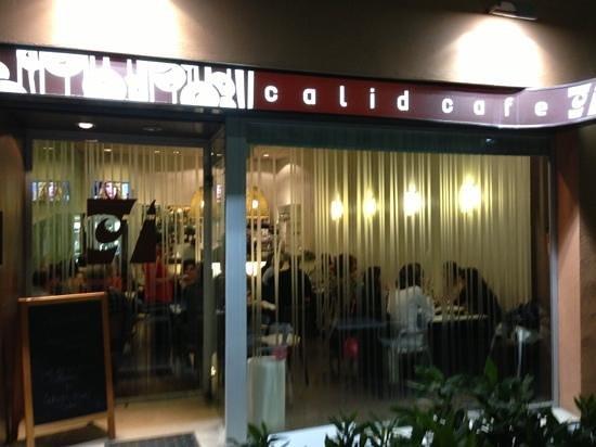 Calid cafe: cali