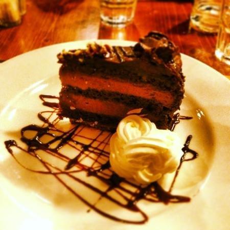 Roadhouse Grill : la torta favolosa!