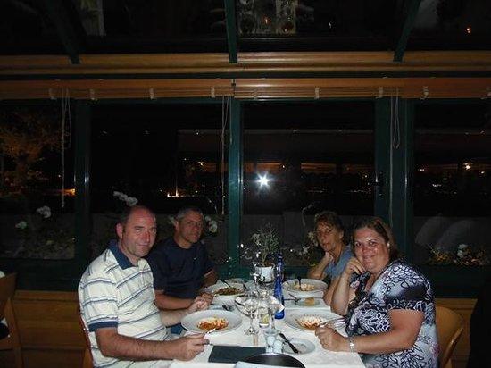 Olive Garden : Cenando con nuestros amigos