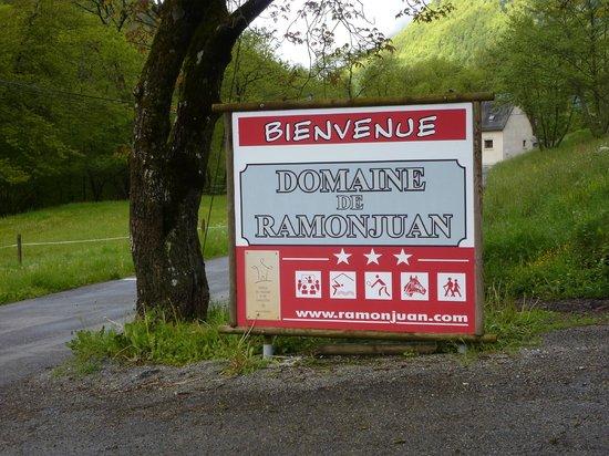 Domaine de Ramonjuan: A warm welcome awaits......