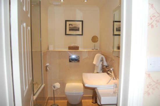 The Bath Priory Hotel: Peony Bathroom