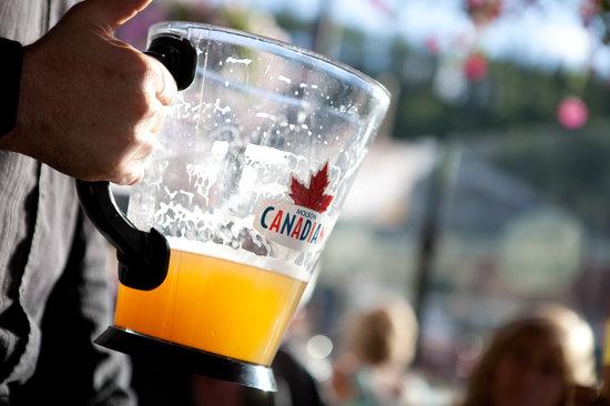 Podollan Pub: Beer anyone?
