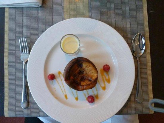 Hotel de France et d'Angleterre : Resto: dessert