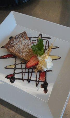 Hotel Il Fuorn: torta tipica