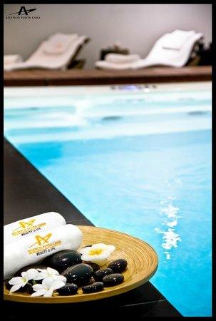 Atletico Punta Cana Fitness and Gym : Pool area