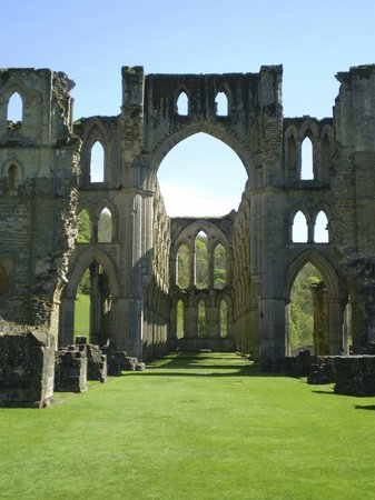 Rievaulx Abbey: Picturesque