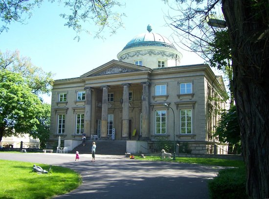 Xawery Dunikowski Museum of Sculpture in Krolikarnia