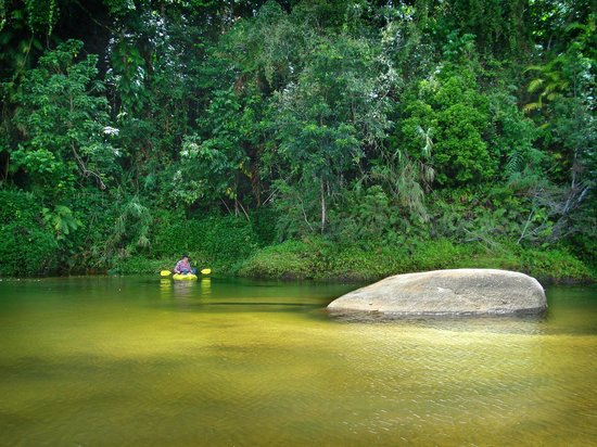 Babinda Kayaking