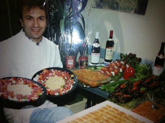 Restaurant Chez Turkmen : Bienvenue Chez Turkmen