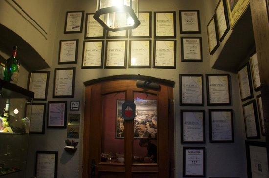 Alt Coblenz: Many awards