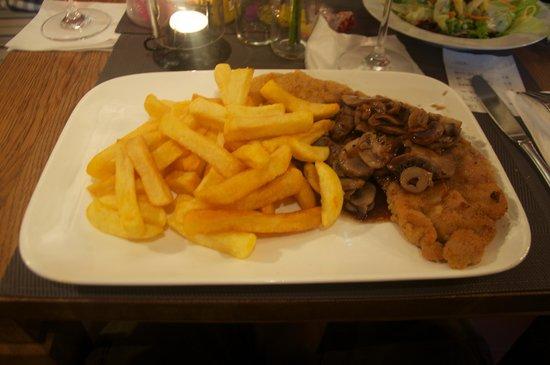 Alt Coblenz: The food