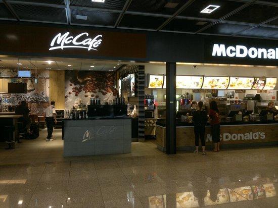 McDonald's & McCafe: 2013-03