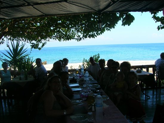 Taverna Dionysos (not in harbour): Best relationship
