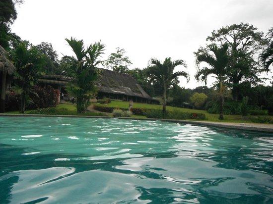 Hotel Hacienda Sueno Azul : piscina