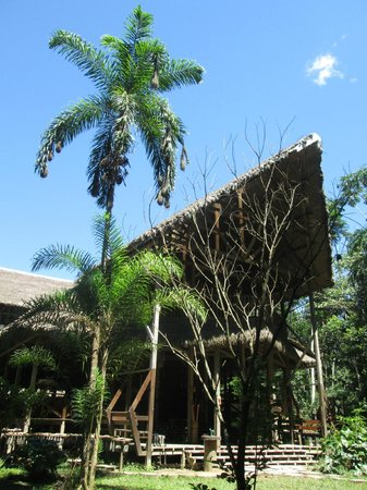 Refugio Amazonas: The Lodge
