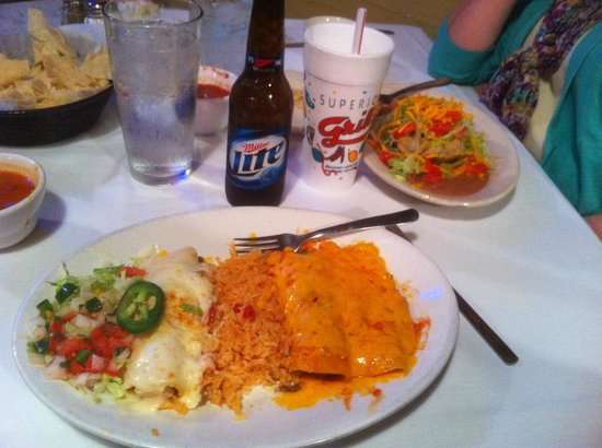 Shreveport Louisiana Mexican Restaurants