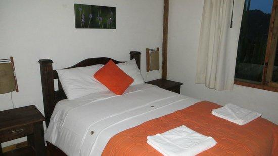 Terrabambu Restaurant Lodge: Habitacion del piso superior