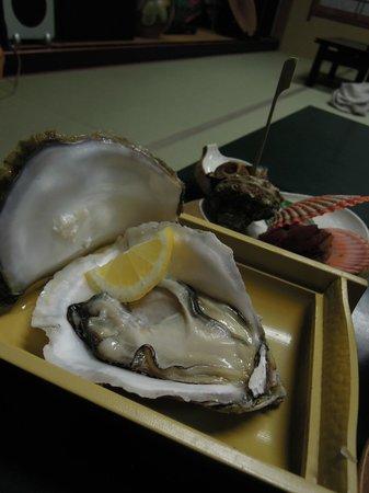 Mitsukejimaso : Oyster