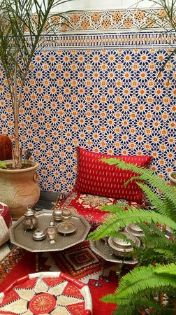 Dar Ahl Tadla: luxury and elegant