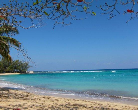 Half Moon, A RockResort: beach view