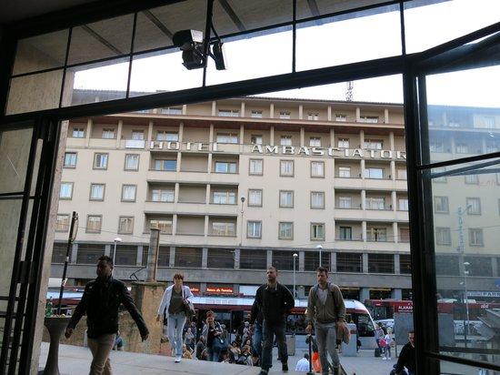 Hotel Ambasciatori: How the hotel looks