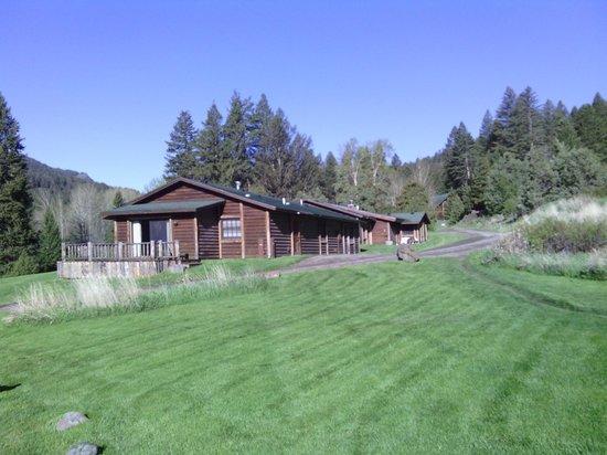 Mountain Sky Guest Ranch: Cabin