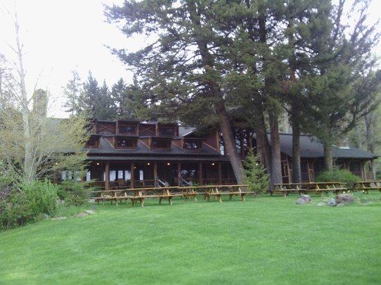 Mountain Sky Guest Ranch: Main Lodge