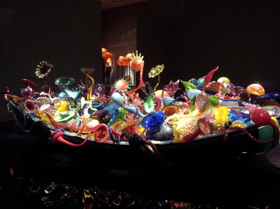 Oklahoma City Museum of Art : Dale Chihuly