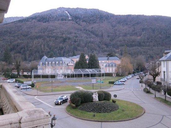 Hotel le Majestic : 部屋からの景色