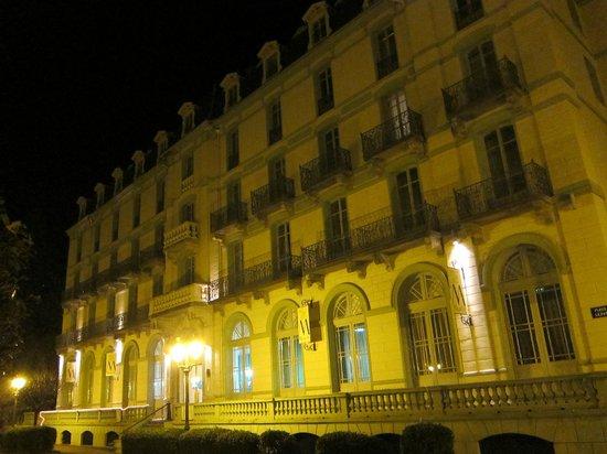 Hotel le Majestic: ホテル外観