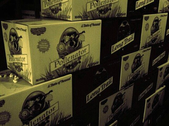Long Trail Brewing Company: Cases of goodness