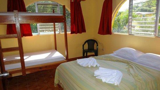 Hostel El Cactus: Standard room