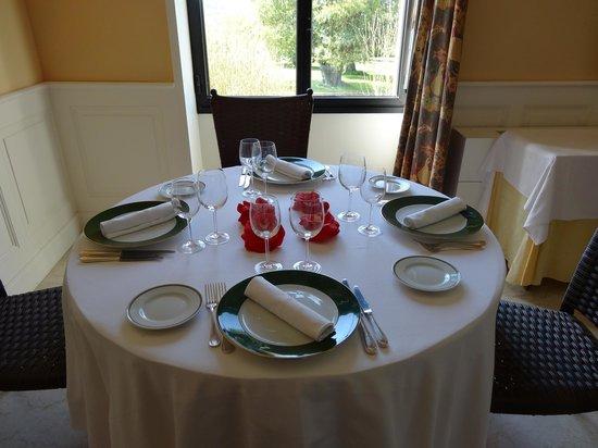 Chateau Camiac : Dining Room