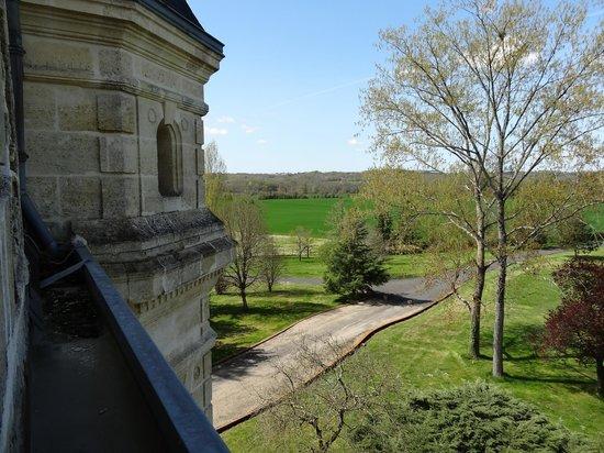 Chateau Camiac : View from Room