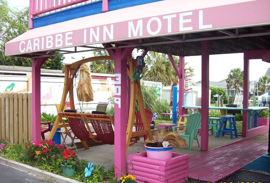 Caribbe Inn: such a cute place to stay