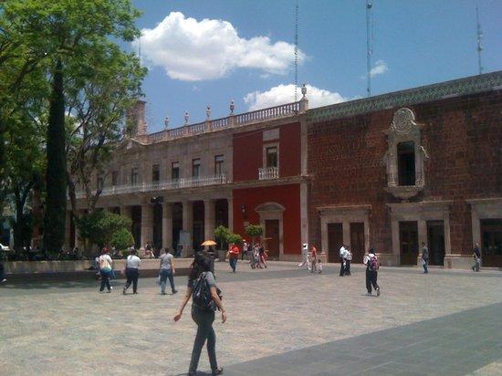 Aguascalientes Marriott Hotel: Centro Histórico de Agiascalientes