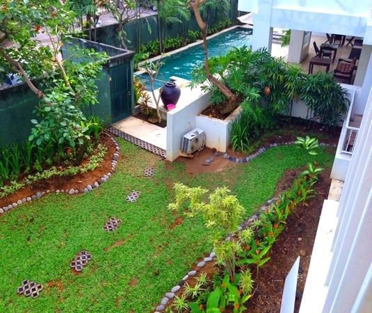 Sunset Residence Condotel : balcony
