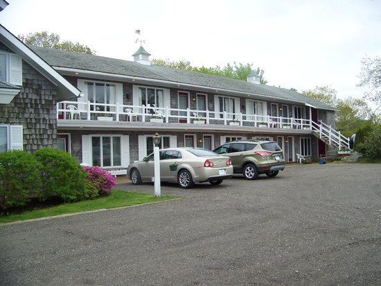 Bailey Island Motel: view of the hotel